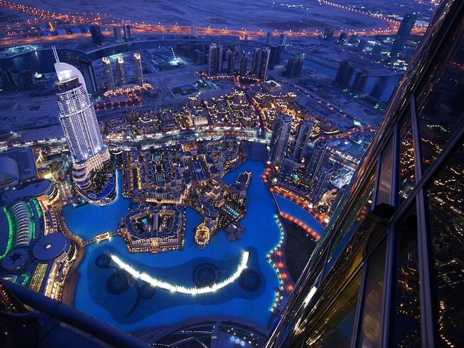 Nhung cong trinh nhin la nhan ra Dubai hinh anh 7