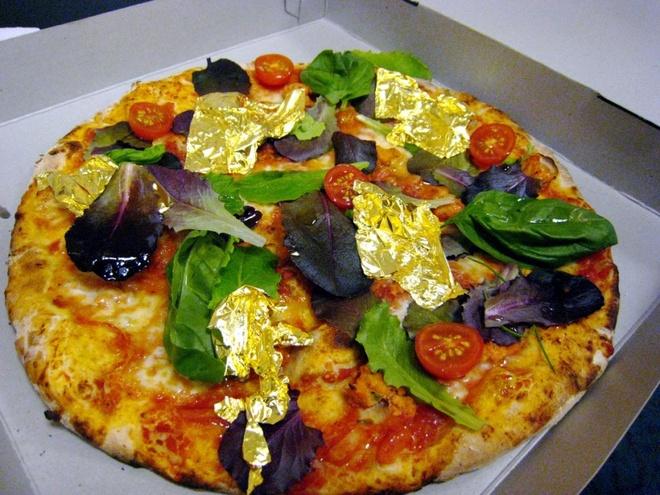 Nhung loai pizza di nhat the gioi hinh anh