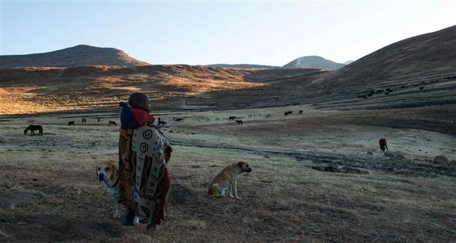 Chang trai di du lich bui 60 nuoc trong 3 nam hinh anh 3 Quốc gia Nam Phi Lesotho để lại cho Chang nhiều ấn tượng về khung cảnh cũng như sự thân thiện của người dân.