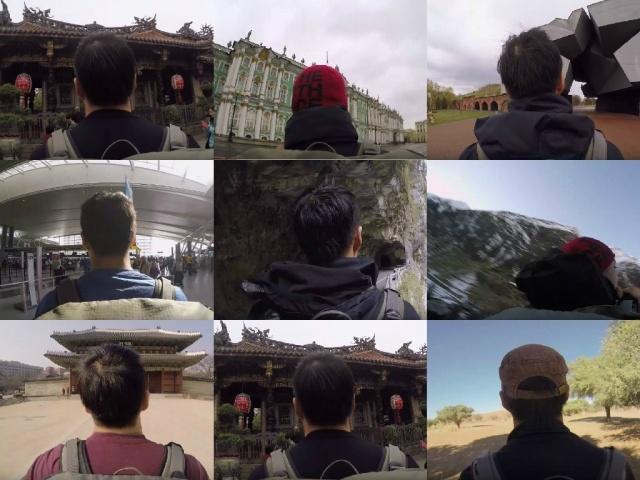 Chang trai di du lich bui 60 nuoc trong 3 nam hinh anh 1 Trong 3 năm, Chang đã đặt chân tới 60 quốc gia trên thế giới và có những trải nghiệm tuyệt vời.