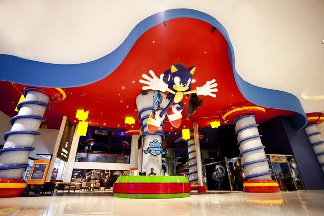 10 noi o Dubai moi du khach deu uoc ao duoc toi hinh anh 10 Sega Republic: Khu tổ hợp giải trí này vượt xa Disney World về quy mô và độ đa dạng. Từ những máng trượt khổng lồ, các trò chơi hấp dẫn tới hóa thạch khủng long, Sega Republic là thiên đường với những ai mê điện tử và các hoạt động vui chơi trong nhà.