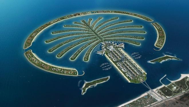10 noi o Dubai moi du khach deu uoc ao duoc toi hinh anh 4 Quần đảo Palm: Công trình vượt ngoài sức tưởng tượng này của Dubai là một điểm đến du khách không thể bỏ qua. Ngay cả nhìn từ xa, quần đảo Palm cũng đã có một vẻ đẹp hút hồn. Ngoài ra, trên các đảo còn có nhiều điểm tham quan, giải trí tuyệt vời.