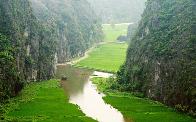 Ninh Binh vao top nhung noi tuyet dieu it nguoi biet hinh anh