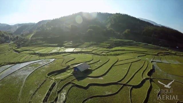 Clip Sapa, Vietnam - Drone Footage hinh anh