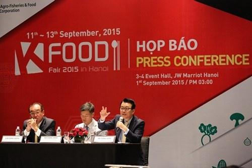 Hoi cho & Le hoi am thuc Han Quoc tai Ha Noi hinh anh