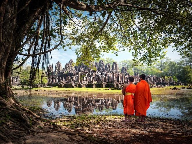 Campuchia ngoai Angkor Wat con diem nao nen di? hinh anh