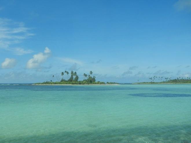 """Chang trai di 198 nuoc khen Viet Nam nhu the nao? hinh anh 6 Kiribati: """"Một thiên đường. Không có nhiều tiện nghi sang trọng, nhưng hải sản ngon tuyệt và sự hiếu khách của người địa phương cũng thừa để bù đắp cho điều đó. Hãy dành thời gian tới những vùng chưa phát triển. Bạn cũng nên để ý rằng chỉ có khoảng 2-3 chuyến bay tới đây mỗi tuần""""."""