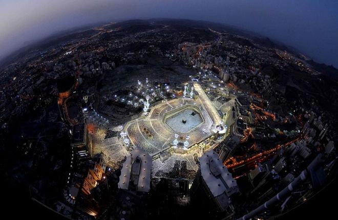 Vi sao hang trieu tin do dao Hoi do ve Mecca? hinh anh 2