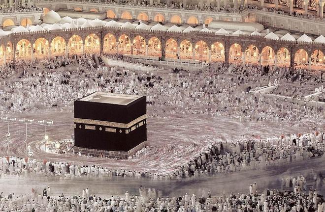 Vi sao hang trieu tin do dao Hoi do ve Mecca? hinh anh 8