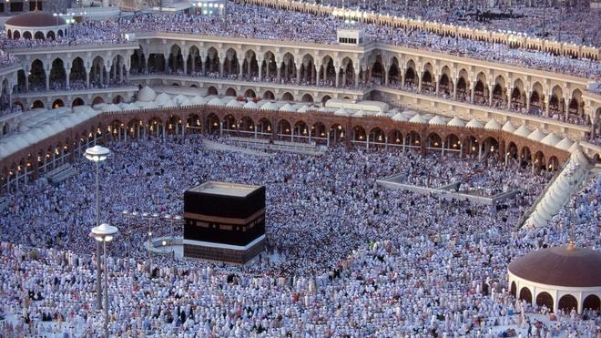 Vi sao hang trieu tin do dao Hoi do ve Mecca? hinh anh 7
