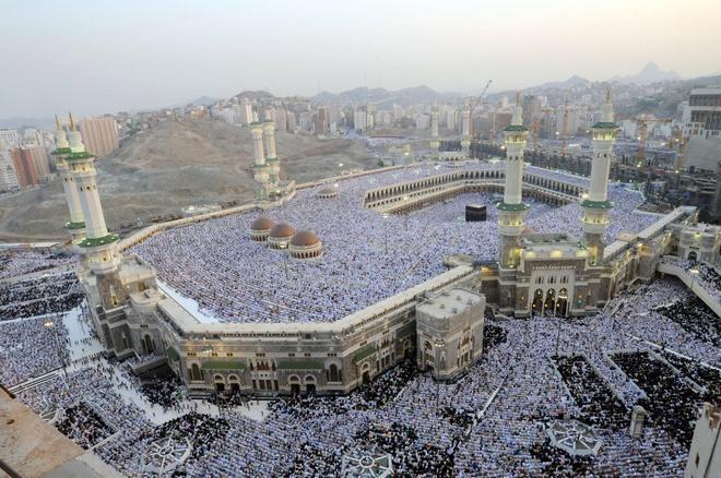 Vi sao hang trieu tin do dao Hoi do ve Mecca? hinh anh 6
