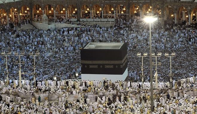 Vi sao hang trieu tin do dao Hoi do ve Mecca? hinh anh 10