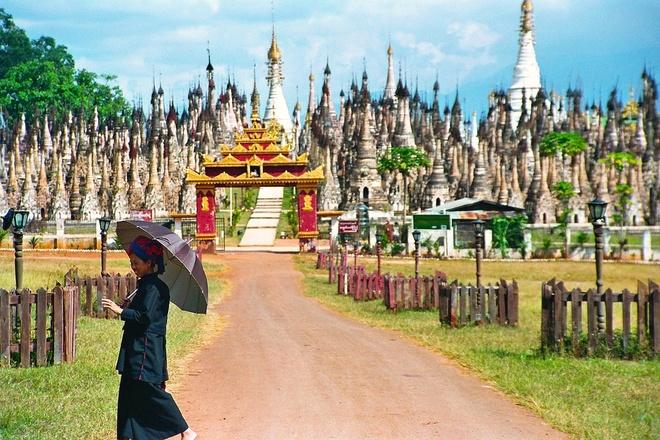 15 diem den mo uoc cho Ngay quoc te du lich hinh anh 10 10. Taunggyi, Myanmar: Cách Bagan nửa tiếng đi xe, Taunggyi có những khu vườn tuyệt đẹp, các chợ địa phương sôi động, cùng nhiều đền chùa, hang động đáng để khám phá.