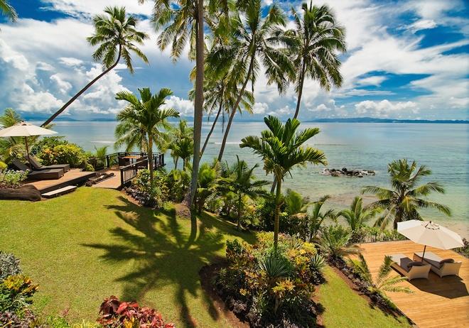 15 diem den mo uoc cho Ngay quoc te du lich hinh anh 11 11. Taveuni, Fiji: Hòn đảo Taveuni không tràn ngập các resort và khách du lịch, đem lại cho bạn cảm giác bình yên, thư thả hơn những đảo nổi tiếng của Fiji. Du khách có thể nằm tắm nắng hay đắm mình trong làn nước trong vắt.