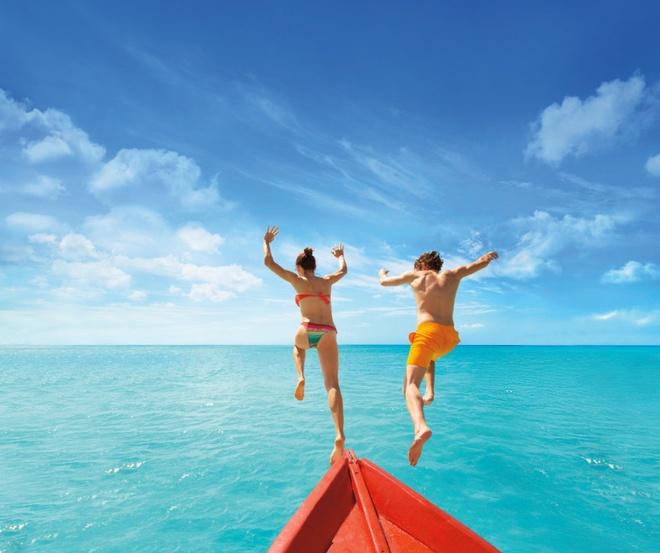 15 diem den mo uoc cho Ngay quoc te du lich hinh anh 1 1. Aruba: Những bãi biển cát trắng mịn, thời tiết nắng đẹp quanh năm, hệ động thực vật phong phú và làn nước trong vắt khiến quốc đảo Aruba là điểm đến mơ ước của những người yêu biển.