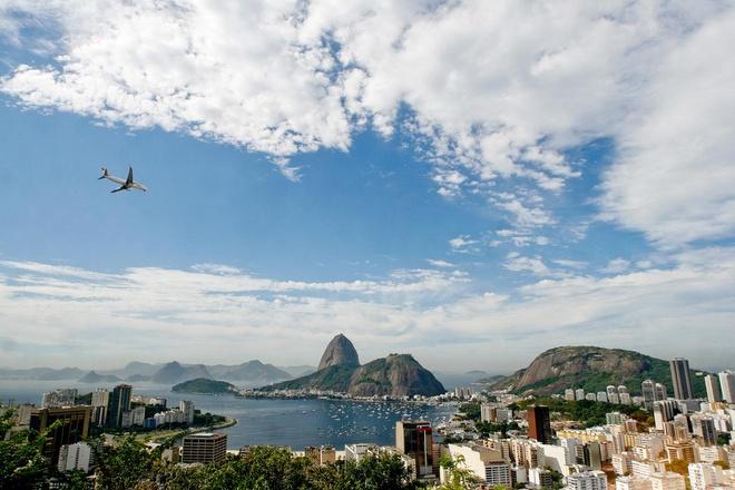 15 diem den mo uoc cho Ngay quoc te du lich hinh anh 7 7. Rio de Janeiro, Brazil: Nhịp sống sôi động nơi đây cùng nền văn hóa ấn tượng sẽ khiến du khách không có một giây buồn bã nào.