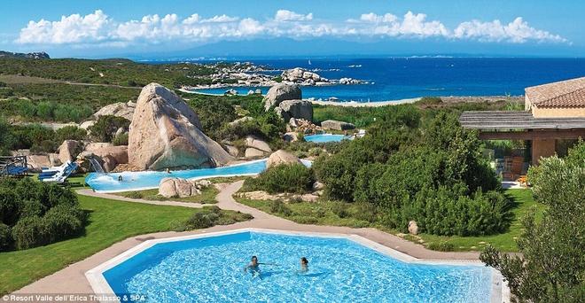 Khu nghỉ dưỡng này là nơi lý tưởng cho những du khách muốn có kỳ nghỉ xa lánh khỏi bộn bề cuộc sống.