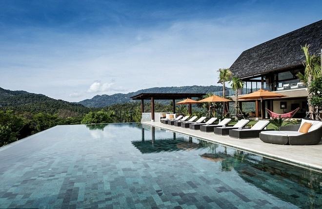 Nhung resort hut sao Hollywood toi Thai Lan hinh anh
