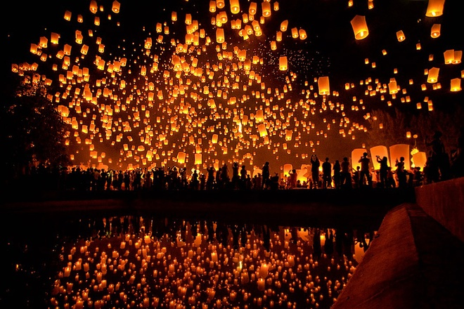 Chi phi di Chiang Mai ngam den troi? hinh anh