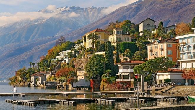 Ve dep cua 10 quoc gia thinh vuong nhat the gioi hinh anh 2 2. Thụy Sĩ: Quốc gia với dãy Alps tuyệt đẹp đứng đầu chỉ số về chính phủ và là nền kinh tế được đánh giá cao thứ 2 thế giới. Ảnh: Pichost.