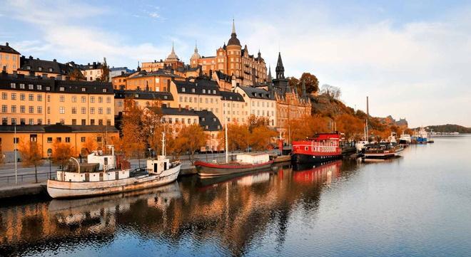 Ve dep cua 10 quoc gia thinh vuong nhat the gioi hinh anh 5 5. Thụy Điển: Quốc gia này có chỉ số khởi nghiệp và cơ hội cao nhất thế giới. Những thành phố xinh đẹp và khung cảnh như trong cổ tích khiến Thụy Điển là nơi đang ghé thăm một lần trong đời. Ảnh: Slh.