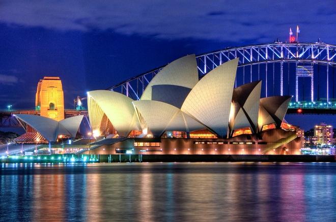 Ve dep cua 10 quoc gia thinh vuong nhat the gioi hinh anh 7 7. Australia: Nhờ hệ thống giáo dục tốt nhất thế giới, Australia tiếp tục giữ vững vị trí số 7 trên bảng xếp hạng. Ảnh: Beautyscenery.