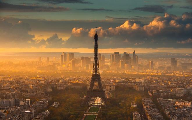 Nhung goc nhin tuyet dep o Paris hinh anh