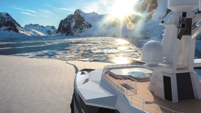 Sieu du thuyen co kha nang pha bang nhu tau chien hinh anh 12 SeaXplorer sẽ đáp ứng nhu cầu của một mảng khách hàng mới, một lĩnh vực chưa được khai thác, thu hút nhiều người không thích các mẫu du thuyền truyền thống.