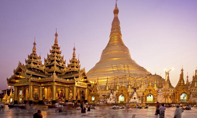 Chùa Ảnh: Myanmartravelandtours.
