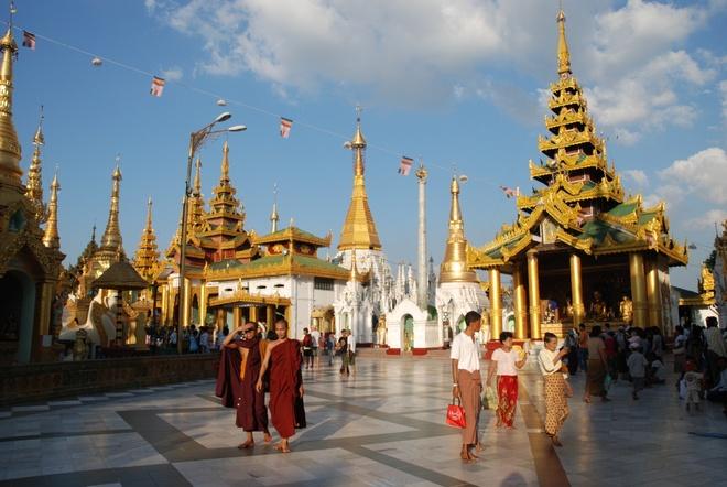 Nhung dieu can nho khi tham den chua o Myanmar hinh anh 1