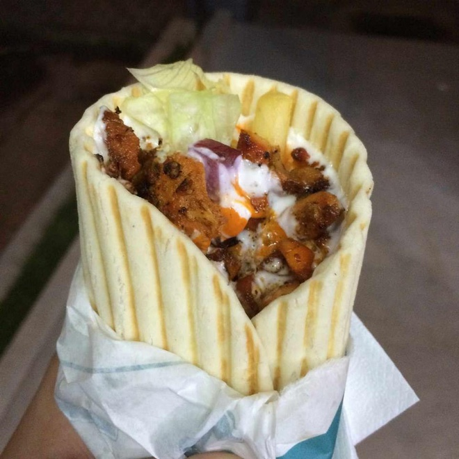 Nhung khac biet cua mon doner kebab khap the gioi hinh anh 8