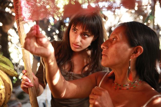 Nhung thien duong du lich giup cai nghien cong nghe hinh anh 3 Ở cùng người Huaorani, Amazon, Ecuador: Sông Amazon và khu vực xung quanh tạo thành một mạng lưới tự nhiên vĩ đại, vắng bóng công nghệ hay các tiện nghi của cuộc sống hiện đại. Khi ở cùng bộ tộc Huaorani, du khách sẽ có được nhiều trải nghiệm văn hóa thú vị, từ học cách theo dấu động vật trong rừng tới luyện ngôn ngữ độc đáo của họ. Ảnh: Thefrogblog.
