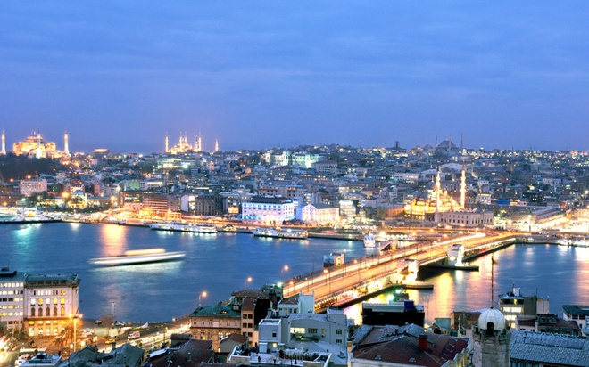 """9 cong trinh gan lien voi lich su gian diep hinh anh 6 Khách sạn The Park, Istanbul, Thổ Nhĩ Kỳ: Istanbul được coi là """"thủ đô gián điệp"""" của châu Âu vào Thế chiến II. Khách sạn The Park là địa điểm quen thuộc của các gián điệp khét tiếng như Elyeza Basna, gián điệp của Đức Quốc xa, hay điệp viên hai mang Kim Philby."""