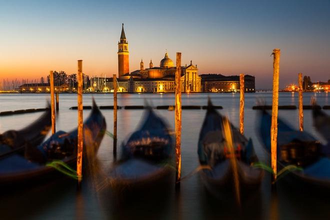 Venice - thanh pho mau nhiem nhat chau Au hinh anh