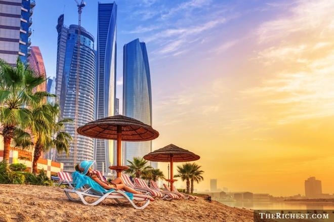 Dubai - diem den trong mo mua le hoi hinh anh 2