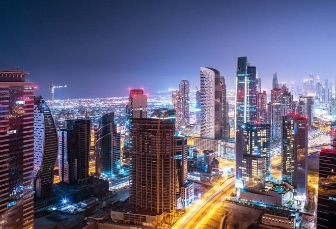 Dubai - diem den trong mo mua le hoi hinh anh
