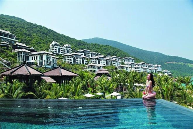 Resort Viet 2 nam doat giai khu nghi sang trong hang dau TG hinh anh