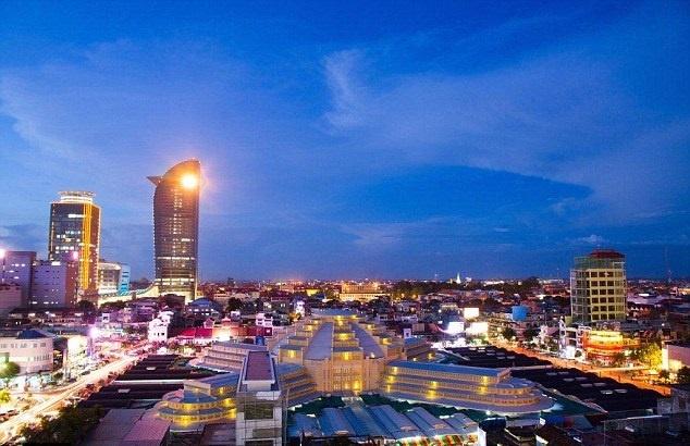 Phnom Penh - tu thi tran hoang vang toi thu do soi dong hinh anh
