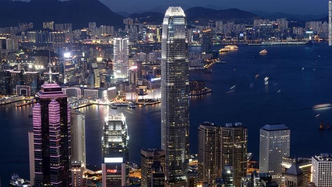Hong Kong la diem hut khach nhat the gioi hinh anh 1