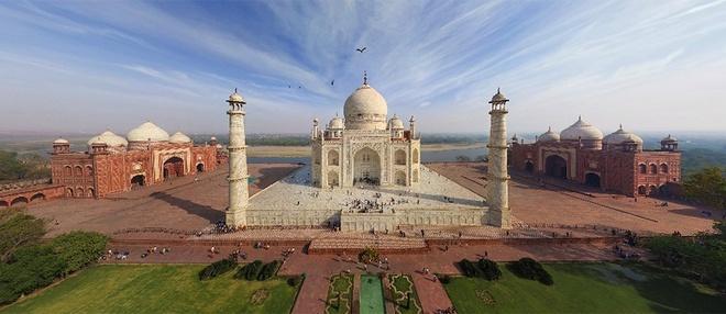 5 bi mat it nguoi biet ve lang Taj Mahal hinh anh 1