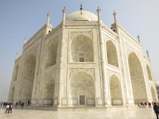 5 bi mat it nguoi biet ve lang Taj Mahal hinh anh 2