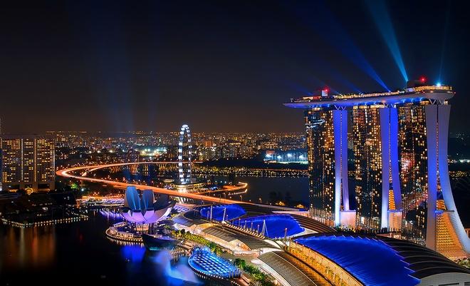 Nhung buc anh cuon hut du khach den Singapore hinh anh 5
