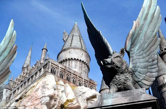 The gioi phu thuy Harry Potter o Hollywood hinh anh 10