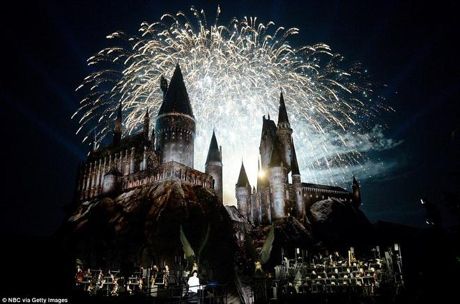 The gioi phu thuy Harry Potter o Hollywood hinh anh 18