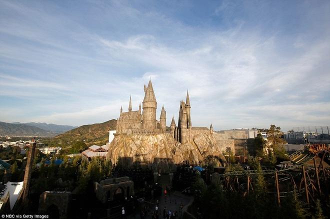 The gioi phu thuy Harry Potter o Hollywood hinh anh 3