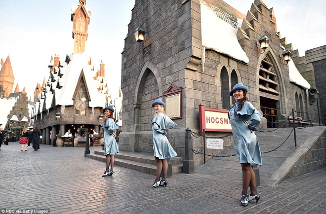 The gioi phu thuy Harry Potter o Hollywood hinh anh 4