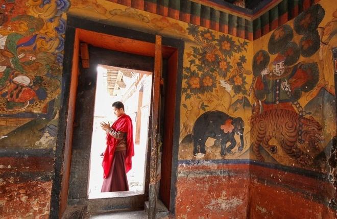 Hinh anh quoc gia Phat giao Bhutan thanh binh hinh anh