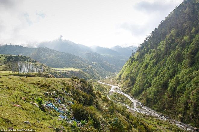 Bo toc chat vat giu nep song co xua o Bhutan hinh anh 17