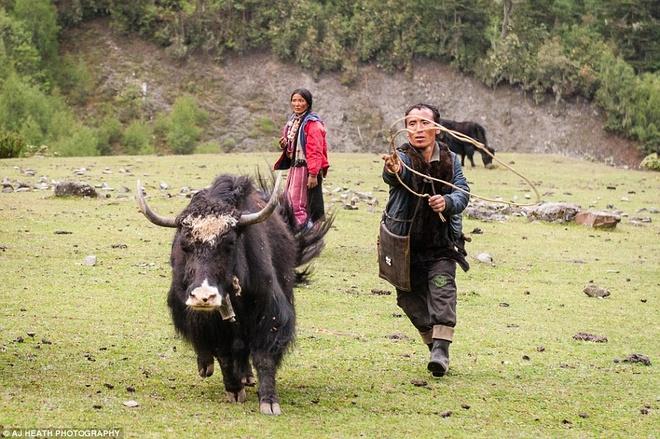 Bo toc chat vat giu nep song co xua o Bhutan hinh anh 18