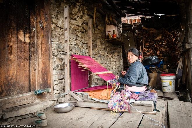 Bo toc chat vat giu nep song co xua o Bhutan hinh anh 6